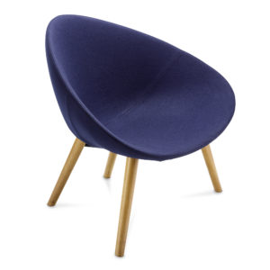 Connection Pear fauteuil collectie Project Meubilair