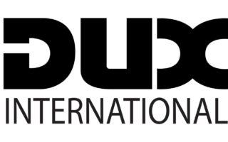 Stoffenfabrikanten Dux international logo