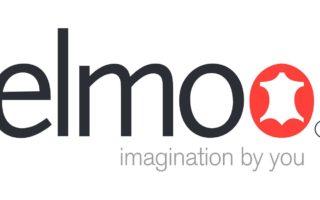 Stoffenfabrikant Elmo logo Project Meubilair