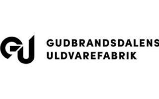 Stoffenfabrikanten Gudbrandsdalens uldvarefabrik logo