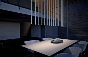 Rotaliana Furin hanglamp project Meubilair