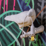 Seletti Bird Lamp Project Meubilair