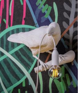 Seletti Bird Lamp Project Meubilair