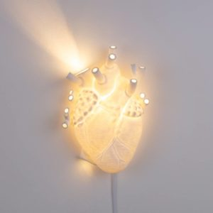 Seletti Heart lamp Project Meubilair