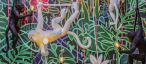 Seletti Monkey Lamp Project Meubilair