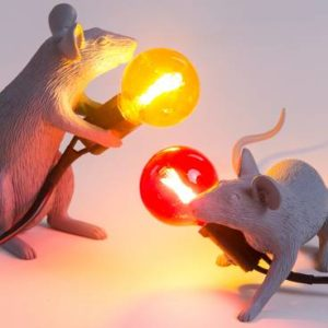 Seletti Mouse Lamp Project Meubilair