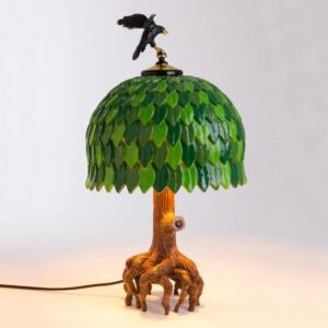 Seletti Tiffany Tree Lamp Project Meubilair