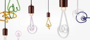 Seletti Twist lamp Project Meubilair
