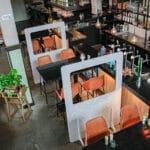 Ako Panel Scheidingswand Venster Hygienescherm Horeca Restaurant Kantoor Kantoormeubilair Projectmeubilair2