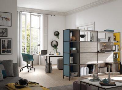 Palmberg Home Office Thuiskantoor Thuiswerken Thuiswerkplek Inrichten kantoor Projectmeubilair
