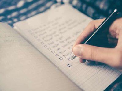 Welk Type Thuiswerker Ben Jij Checklist Todolist Projectmeubilair Corona