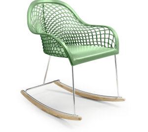 Midj Guapa Dnbmcu Lounge Armchair Sledestoel Schommelstoel Loungestoel Projectmeubilair