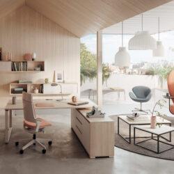 Palmberg Home Office Thuiskantoor Thuiswerken Thuiswerkplek Inrichten Tips Thuiswerktips Projectmeubilair