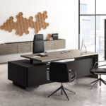 Las Mobili Elite directiebureau kantoormeubilair projectmeubilair