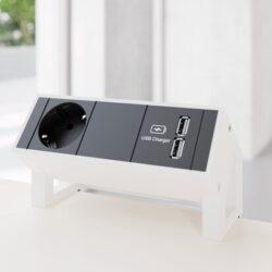 Palmberg Elektrificatie Deskbox2 Projectmeubilair