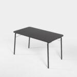 Mitab Fold Klaptafel Table Projectmeubilair Zwart2