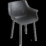 Gaber More Stoel 4poot Kuipstoek Projectmeubilair Design Kunststof